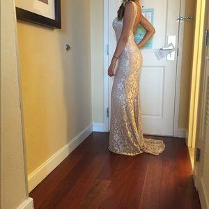 Jovani Glitz prom gorgeous dress